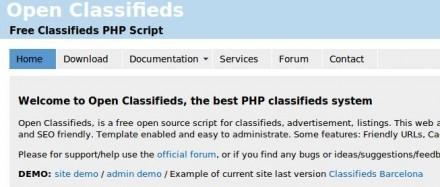 Open Classified
