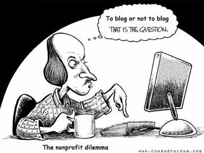 Blog or Not Blog