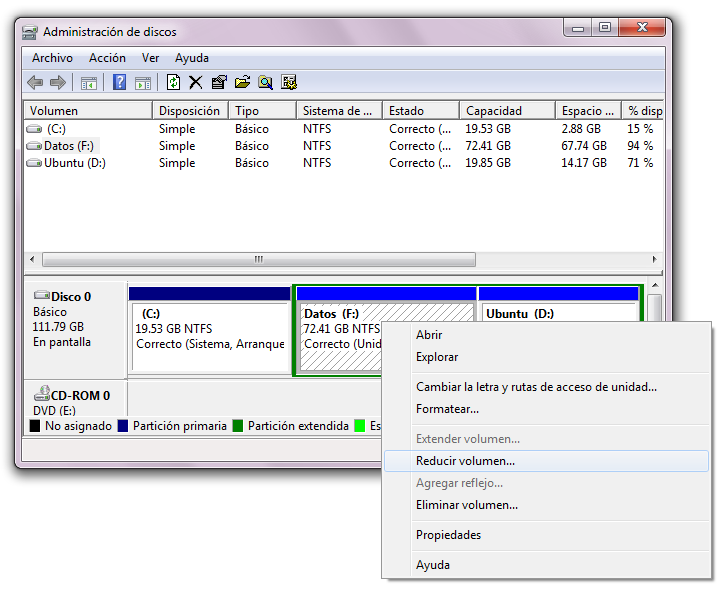 [Megapost][Tutorial] Sacale el maximo de provecho a tu Windows 7 !  Crear-modificar-particiones-windows-7-2