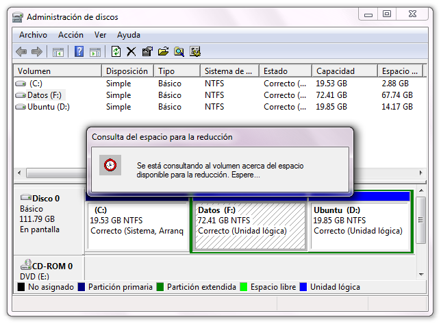 [Megapost][Tutorial] Sacale el maximo de provecho a tu Windows 7 !  Crear-modificar-particiones-windows-7-3