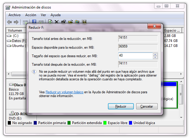 [Megapost][Tutorial] Sacale el maximo de provecho a tu Windows 7 !  Crear-modificar-particiones-windows-7-4