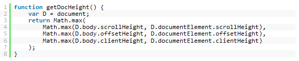 document-height