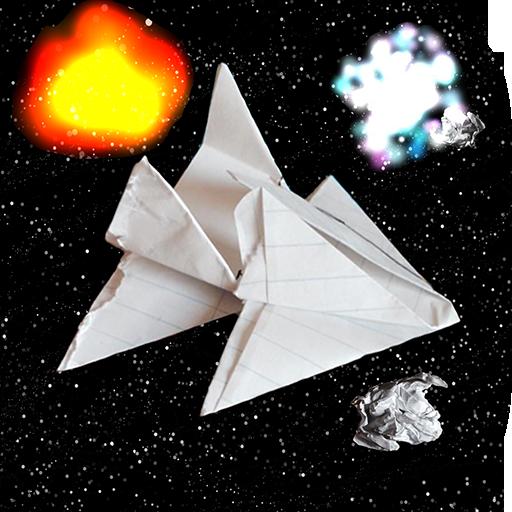 Paper SpaceShip