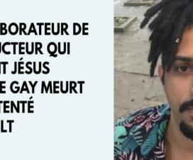 Collaborateur de producteur qui dépeint Jésus comme gay meurt dans tenté assault
