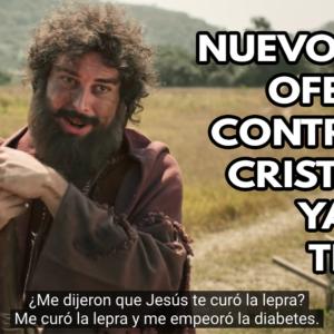 Nuevo video ofensivo contra los cristianos ya tiene trailer