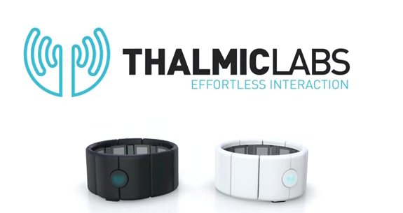 MYO - Wearable Gesture Control from Thalmic Labs
