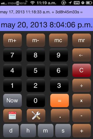 Time Calculator 2