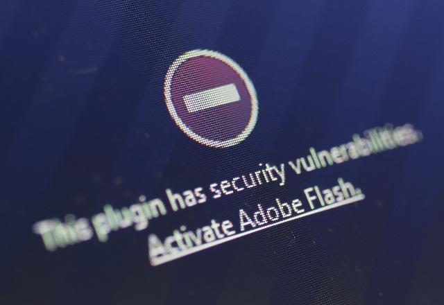 flash vulnerabilidad